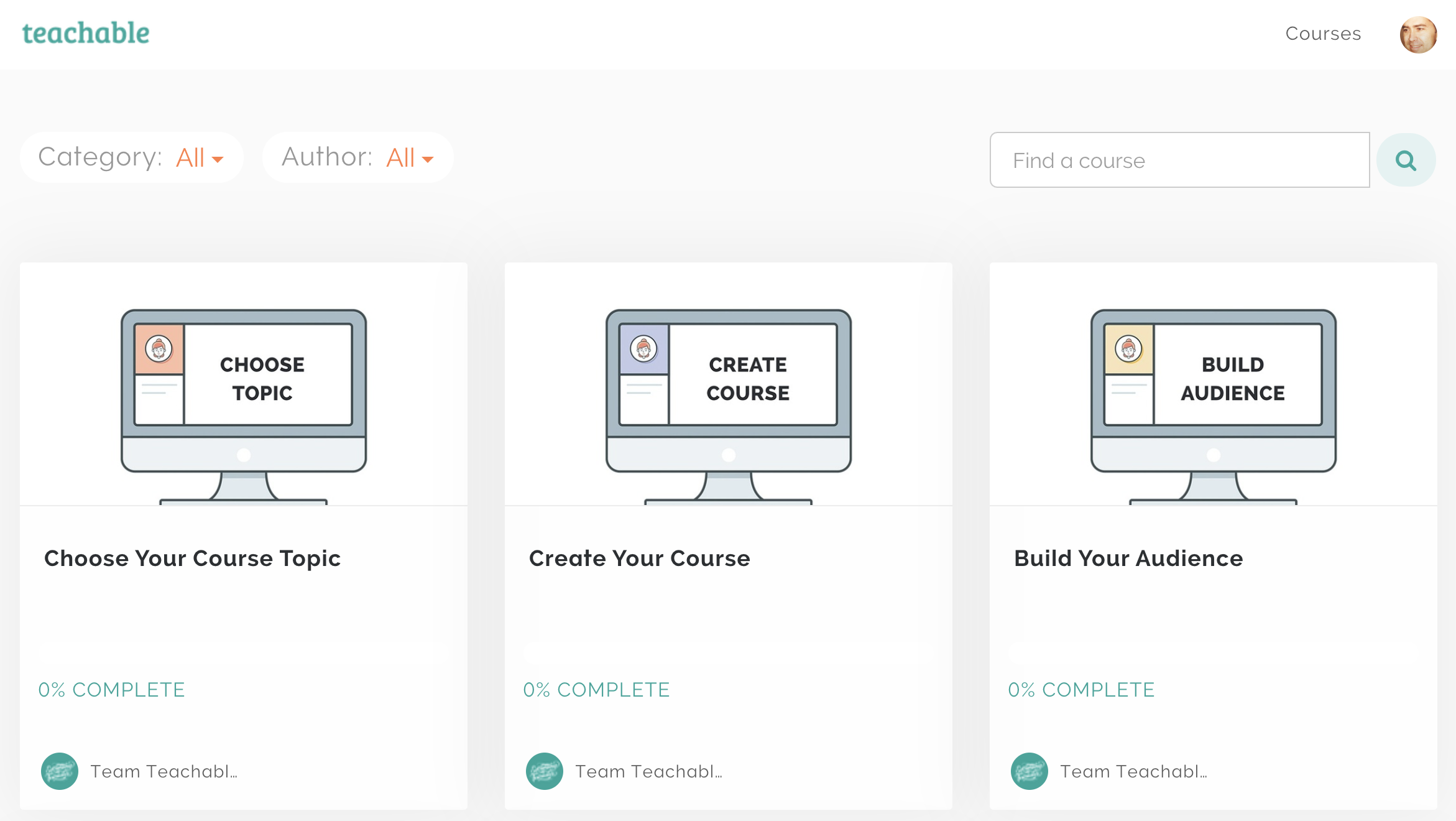 Offers On Teachable  Course Creation Software   April